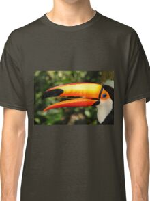 Portrait of a Toco Toucan at Iguassu, Brazil  Classic T-Shirt