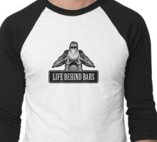 Life Behind Bars Men's Baseball ¾ T-Shirt