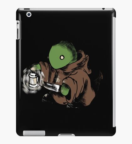Don Tomberry is coming to kill you iPad Case/Skin