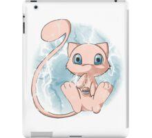 Not a simple cat iPad Case/Skin