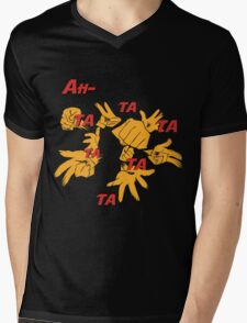 Quotes and quips - ah-tatatatatata Mens V-Neck T-Shirt