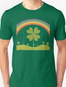 St. Patrick's Day- Rainbow T-Shirt