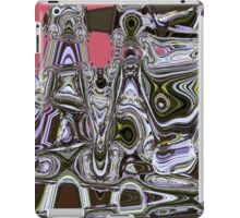 Psychedelic Purple Pop iPad Case/Skin