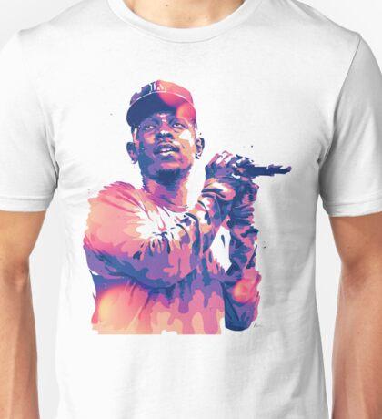 Kendrick Lamar | 2016 | ART Unisex T-Shirt