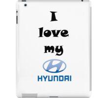 HYUNDAI iPad Case/Skin