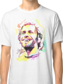 Jack Johnson in Watercolor Classic T-Shirt