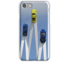 Porsche 911 Sculpture iPhone Case/Skin