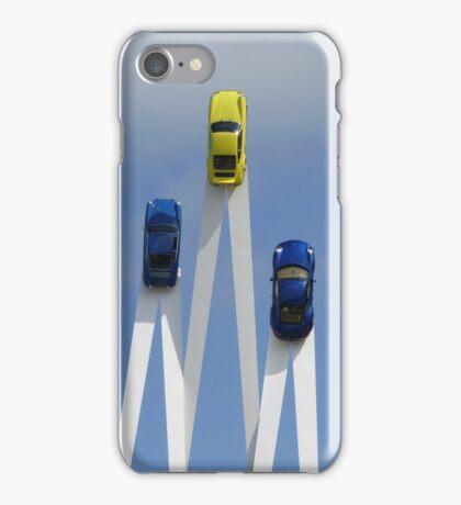 Porsche 911 Sculpture iPhone Case/Skin