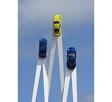 Porsche 911 Sculpture Photographic Print