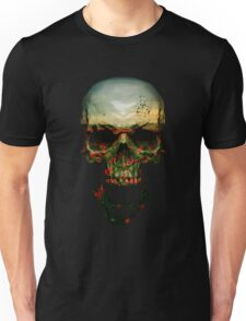 Field of Skull Unisex T-Shirt