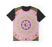 mandala yingyang Graphic T-Shirt