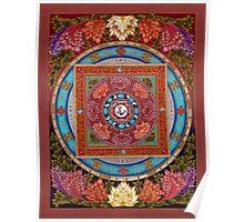 Mandala kokoro Poster