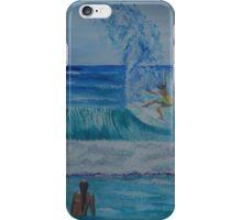 Gold Coast Surfing iPhone Case/Skin