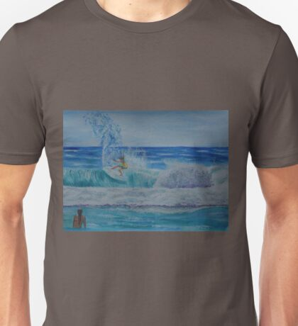 Gold Coast Surfing Unisex T-Shirt