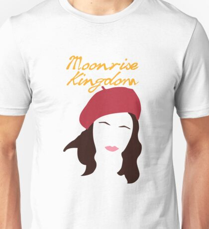 Moonrise Kingdom is Suzy Bishop Unisex T-Shirt