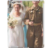 GETTING MARRIED iPad Case/Skin