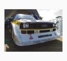 Audi Quattro Group B WRC Kids Tee