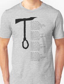 the hanging tree Unisex T-Shirt