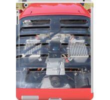Ferrari F40 Engine iPad Case/Skin