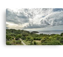 Costa Rica Pacific Canvas Print