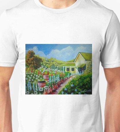 The Country Garden Unisex T-Shirt