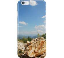 Landscape Near Makljen iPhone Case/Skin