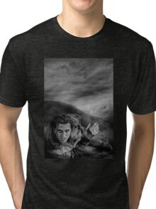 The 100 - John Murphy (b/w) Tri-blend T-Shirt