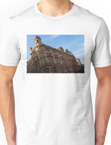 The Hippodrome Casino - London, Leicester Square, Cranbourn Street, City of Westminster Unisex T-Shirt
