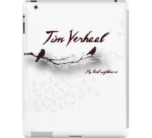 Tim Verhaal iPad Case/Skin