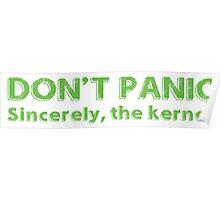 Kernel panic Poster
