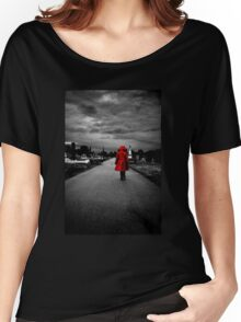 Red Coat Child Women's Relaxed Fit T-Shirt