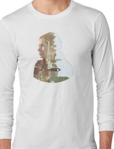 Person of Interest - Shaw - City Long Sleeve T-Shirt