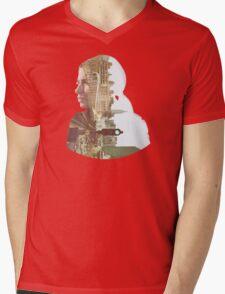 Person of Interest - Shaw - City Mens V-Neck T-Shirt