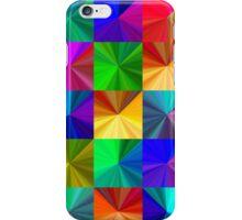 Crystal seamless pattern iPhone Case/Skin