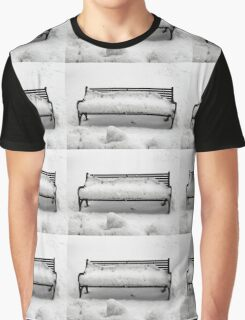 SNOW SCENE 8 Graphic T-Shirt