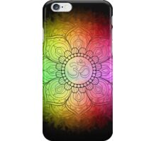 Colours of Om iPhone Case/Skin