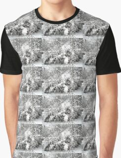 SNOW SCENE 4 Graphic T-Shirt