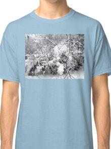 SNOW SCENE 4 Classic T-Shirt