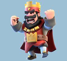 Red King Clash Royale Art Unisex T-Shirt