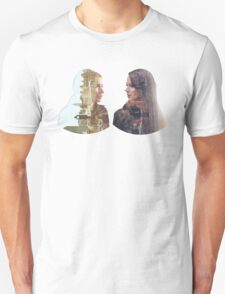 Person of Interest - Shaw & Root -  Face to Face Unisex T-Shirt