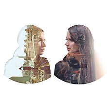 Person of Interest - Shaw & Root -  Face to Face Photographic Print