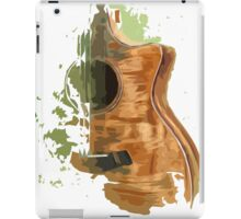 Taylor acoustic guitar iPad Case/Skin