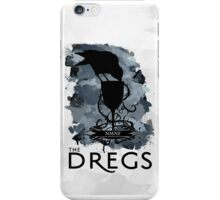 Six Of Crows - The Dregs iPhone Case/Skin
