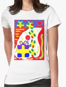GIFTS GALORE Womens Fitted T-Shirt
