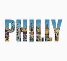 Philadelphia Baby Tee