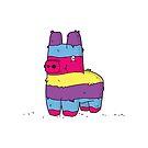 Pinata Pony by Simon Greening
