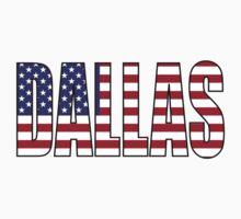 Dallas. Kids Tee