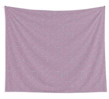 SWIRL / candy Wall Tapestry