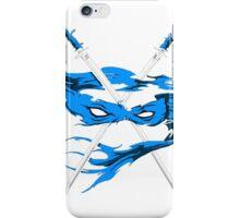 TMNT Leonardo Inspired Artwork Teenage Mutant Ninja Turtles iPhone Case/Skin