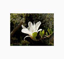 White Magnolia Blossom Unisex T-Shirt